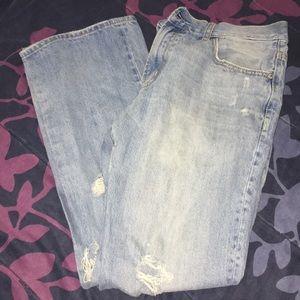 Aeropostale Driggs Slim Bootcut Jeans